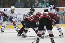8. kolo II. hokejové ligy, sk. Východ HC Frýdek-Místek – HK Nový Jičín 0:8 (0:2, 0:3, 0:3)