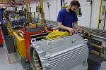 Siemens ve Frenštátě nabírá nové pracovníky.