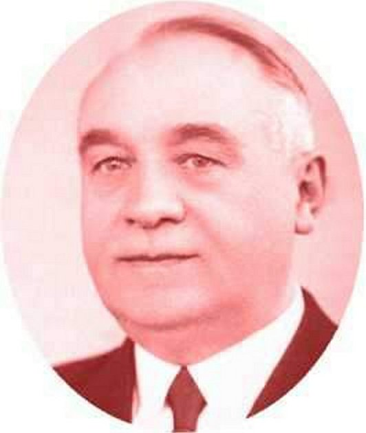 Konstruktér Tatry Kopřivnice Hans Ledwinka.