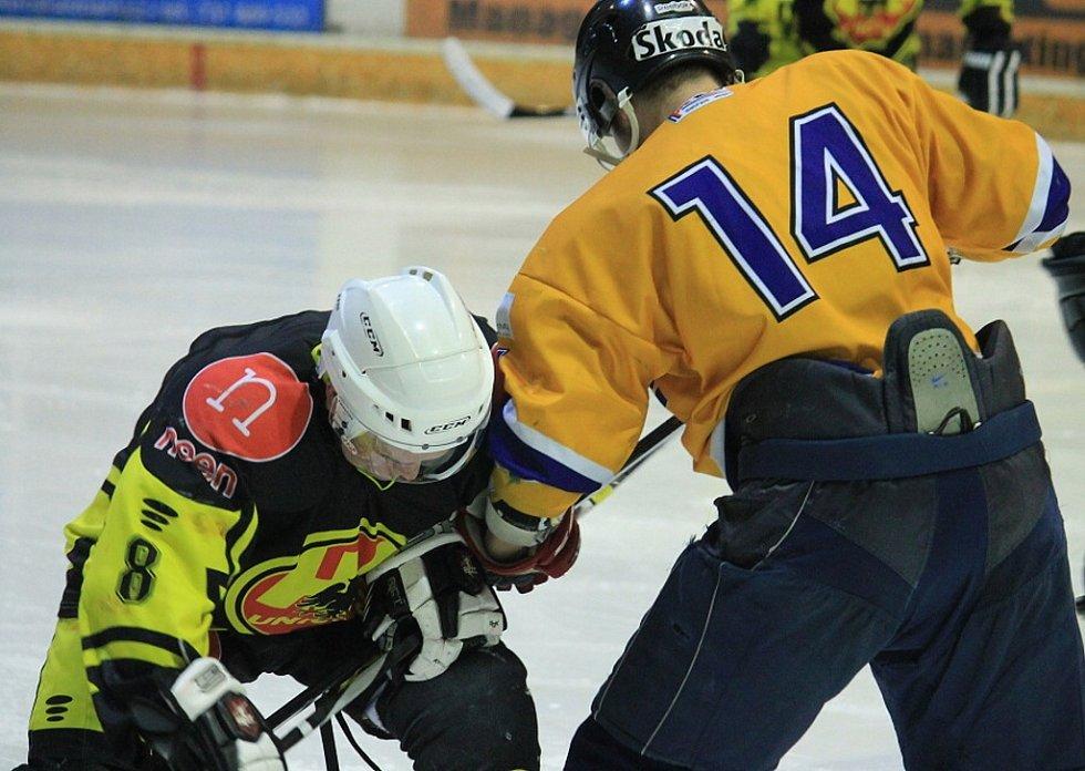 Snímky z utkání HC Kopřivnice – HC Uničov 3:2 (1:0, 1:1, 1:1)