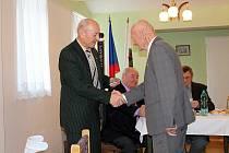 V sobotu 28. ledna se v Šenově u Nového Jičína uskutečnila výroční členská schůze Československé obce legionářské, respektive jednoty Nový Jičín.