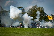 Součástí slavností města a oslav 300. výročí narození generála Ernsta Gideona von Laudona, které se konaly 8 a 9. září 2017 v Novém Jičíně, byla i ukázka historické bitvy ze sedmileté války.