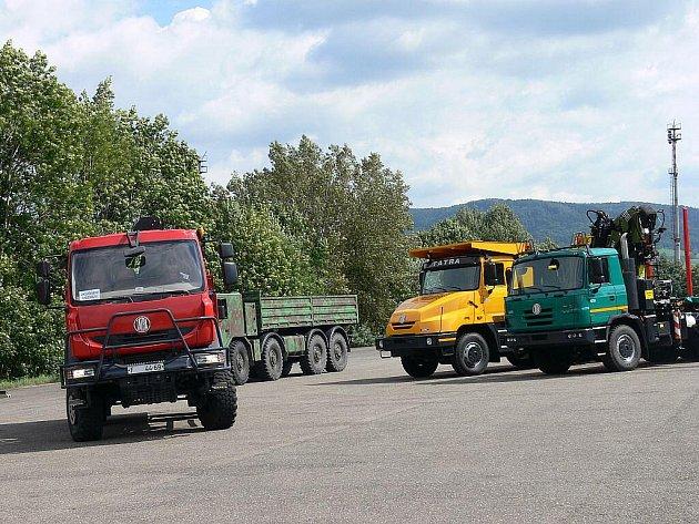 """Získání zpětné vazby a flexibilní reakce na požadavky zákazníků, to jsou hlavní důvody, proč kopřivnická automobilka Tatra přišla s projektem """"Nová Tatra""""."""