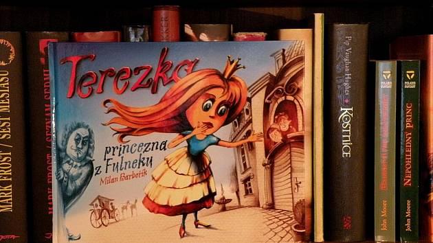 PRVNÍ vydání Terezky ilustrovala Dagmar Urbanová.