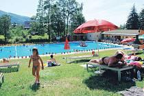 Na dodržování návštěvního řádu dohlížejí také v Mořkově.