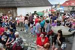 Valašský den v Odrách měl připomenout odkud pochází značná část obyvatel na Odersku.