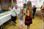 Marie Knobová je současnou nejstarší občankou Hladkých Životic.