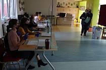 Volby 2020, Novojičínsko, Suchdol nad Odrou a Kunín, 2. října.