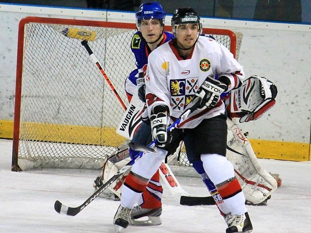 Snímky z utkání HC Nový Jičín - HC Frýdek Místek 0:3 (0:0, 0:2, 0:1)