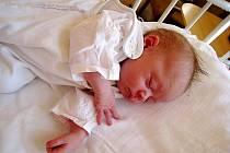 Vanesa Linartová, Kopřivnice, nar. 18.8.2009, 50 cm, 3,50 kg, nemocnice Nový Jičín.