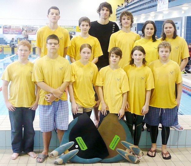Výprava Klubu vodních sportů Laguna Nový Jičín. Ilustrační foto.
