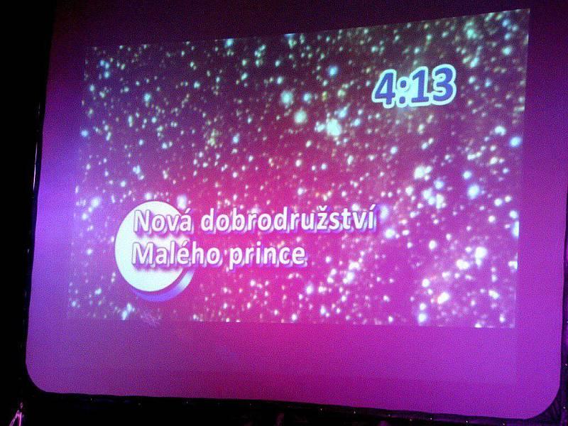 Nová dobrodružství Malého prince natočili jako film Tojstoráci z Lichnova. Premiérové promítání bylo v sobotu 2. dubna při příležitosti 4. výročí založení Tojstoráků.