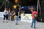 Stovky lidí zavítaly v sobotu 15. července do amfiteátru na Horečkách ve Frenštátě pod Radhoštěm a do jeho blízkého okolí. Uskutečnil se tam 7. ročník festivalu HorečkyFest.