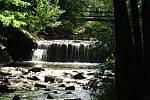 Nenápadný areál Liščího mlýna ve Frenštátě pod Radhoštěm je vhodný pro milovníky přírody.