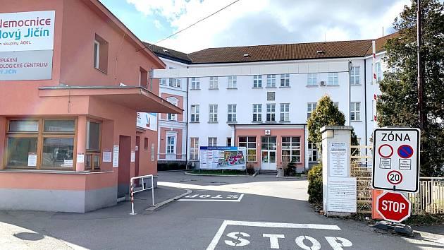Nemocnice Nový Jičín. Ilustrační foto.