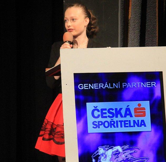 ABSOLUTNÍM VÍTĚZEM za rok 2016se stala kopřivnická krasobruslařka Klára Štěpánová.