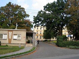 Bílovecká nemocnice. Ilustrační foto.