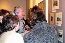 Výstava fotografií připomínajících starý Frenštát pod Radhoštěm měla u veřejnosti velký ohlas.