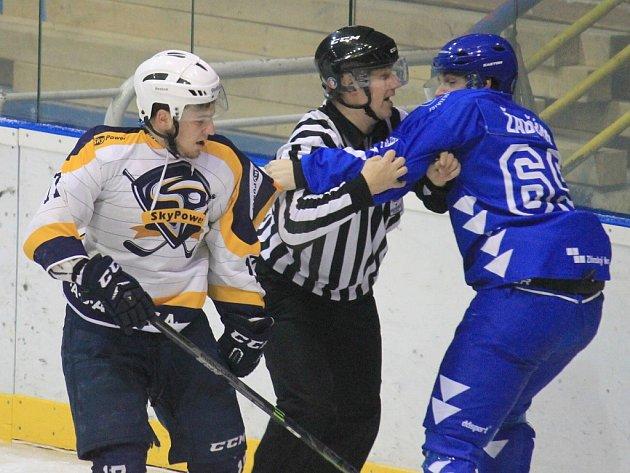 II. hokejová liga, sk. Východ, 35. kolo HC Kopřivnice – HC Bobři Valašské Meziříčí 7:2 (4:1, 2:1, 1:0)