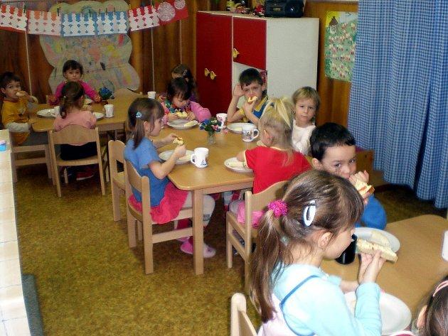 První etapou modernizace prošla všechna čtyři pracoviště Mateřské školy Čtyřlístek v Odrách.