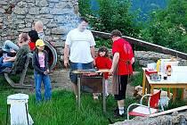 Kastelán hradu Starý Jičín připravuje pestré akce po celý rok.