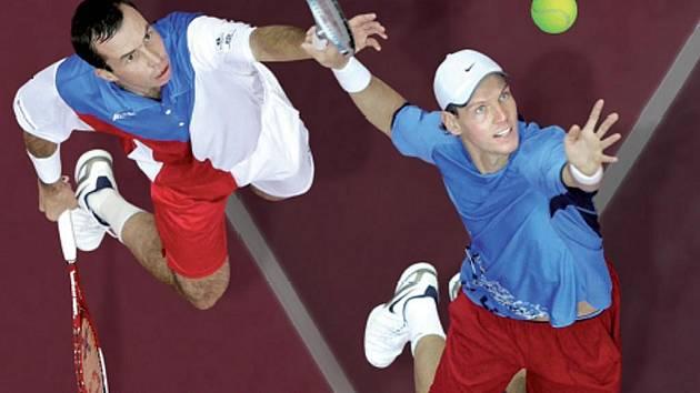 Davis Cup v Ostravě!