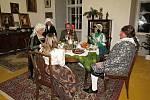 Advent na zámku, tak se jmenovala akce, která se uskutečnila v sobotu 15. a v neděli 16. prosince na zámku v Bílovci.
