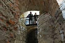 Expozici s názvem Skrytý středověk otevřeli v úterý 7. září 2021 v bíloveckém zámku.