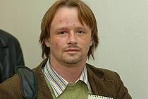 Tomáš Harabiš při dřívějším soudním jednání.