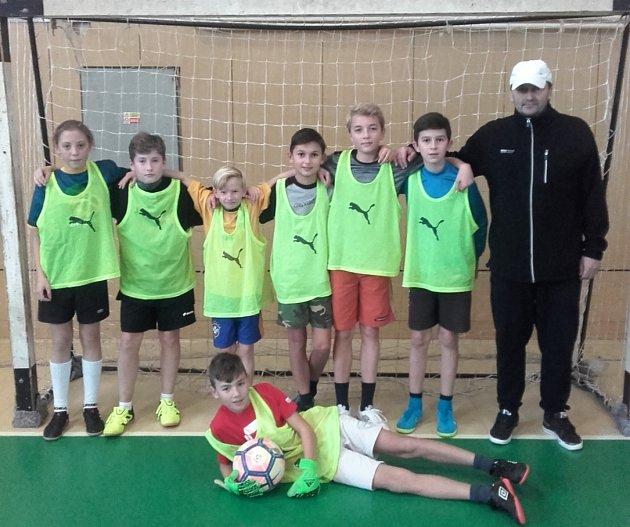 Fotbal Fulnek, mladší žáci