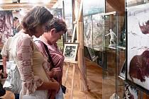 Novou expozici díla malíře Zdeňka Buriana ve zcela nových prostorách muzea na náměstí otevřeli v sobotu 25. června ve Štramberku.