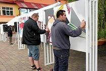 O tom, že graffiti má i svou pozitivní tvář, se mohli přesvědčit obyvatelé Studénky při Graffiti exhibici.
