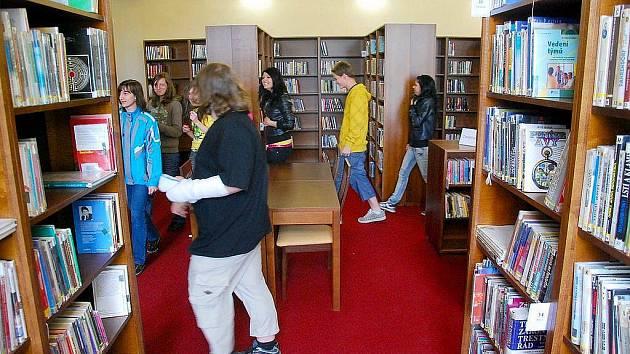 Maraton čtení proběhne také v příborské knihovně, která prošla před nedávnem náročnou rekonstrukcí.