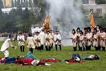Dobytí Bělehradu završilo v neděli 5. září Slavnost města Nový Jičín.