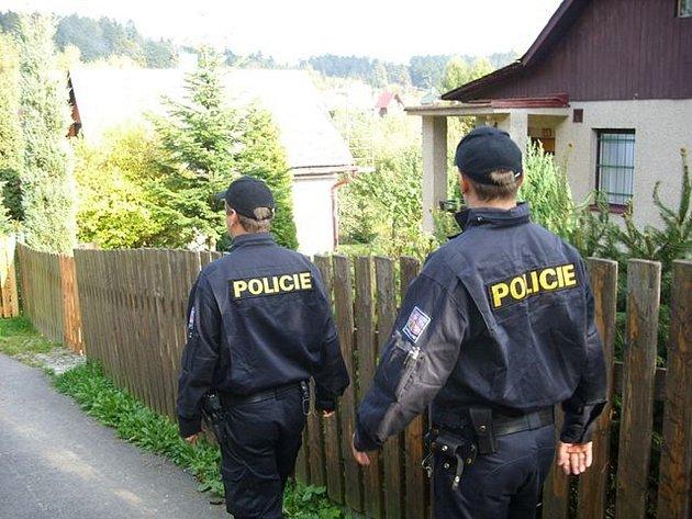 Novojičínští policisté kontrolovali v průběhu měsíce května chatařské oblasti na Frenštátsku.