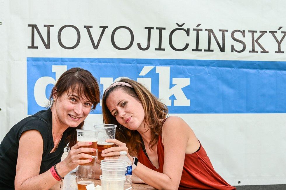 10. ročník festivalu Horečky, pátek 9. července 2021.