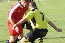 Derniéru podzimní části sezony 2008/2009 měl tento víkend na programu fotbalový SYNOT TIP krajský přebor.