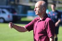 Zkušený trenér novojičínských fotbalistů Pavel Hajný zažívá s týmem parádní sérii, která vyšvihla Nový Jičín už na 2. místo divizní tabulky.