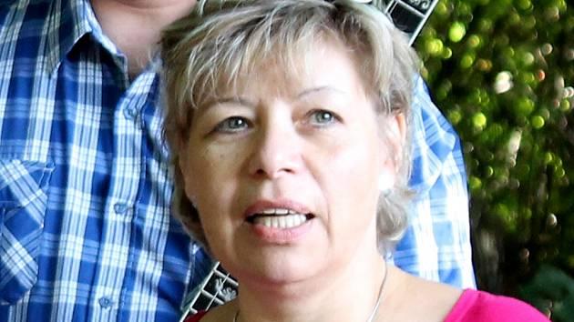 Místostarostka Kopřivnice, Dagmar Rysová.