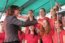Pěvecký soubor frenštátského gymnázia Garrendo sklidil vloni u posluchačů zasloužený potlesk.