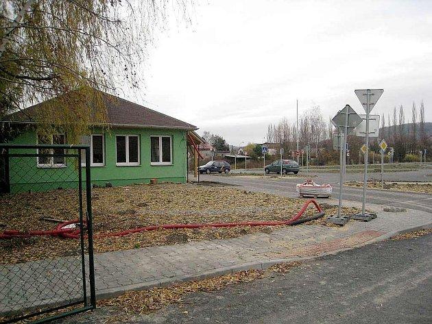 Dopravní hřiště v Odrách bude už procházet spíše kosmetickými úpravami.