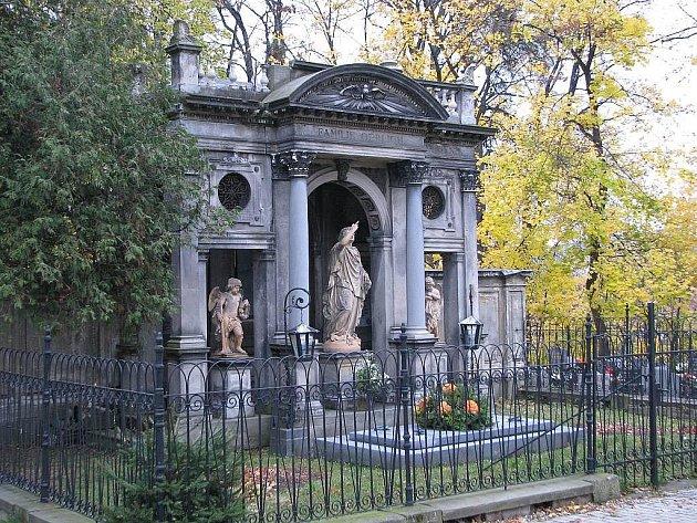 Hrobka v Odrách vzbuzuje i v současnosti obdiv nejen místních.
