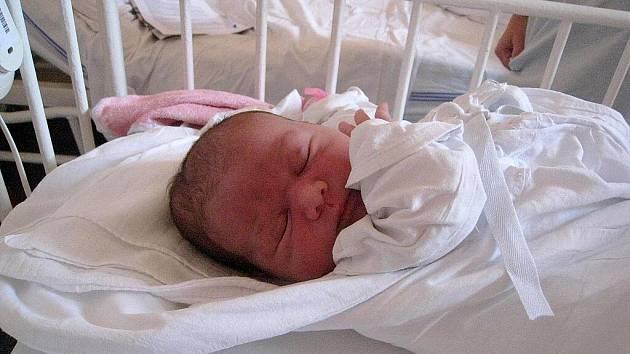 Barbora Chýlková, Studénka, nar. 23. 7. 2011, 50 cm, 3,80 kg, nemocnice Nový Jičín.