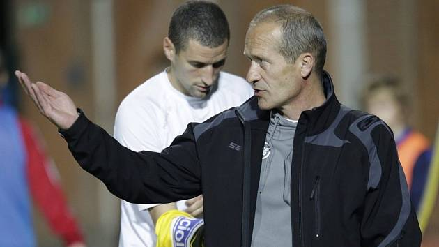 Alois Skácel, trenér Nového Jičína