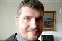 Richard Ehler, starosta Suchdolu nad Odrou