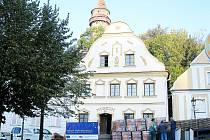 Práce na výstavní síňi Z. Buriana ve Štramberku jsou téměř u konce.