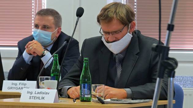 Člen Pirátů pro Kopřivnici Ladislav Stehlík.