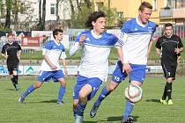 Fotbalisté Nového Jičína pokračují v jarní fazóně - FK NOVÝ JIČÍN – FK KOZLOVICE 4:0 (3:0)