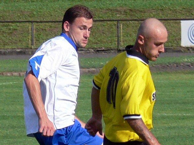 Tomáš Hejdušek (na snímku vlevo).