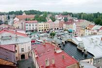"""Úsporná opatření  """"dorazila"""" také do Příbora."""